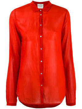 Forte Forte classic shirt - Red