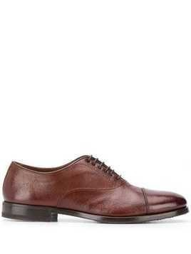 Henderson Baracco classic derby shoes - Brown