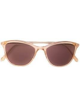 Garrett Leight Magician cat eye sunglasses - Brown