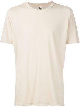 321 round neck T-shirt - White