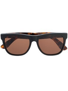 Retrosuperfuture squared frame sunglasses - Black