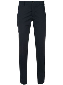 Berwich Laura chinos - Blue