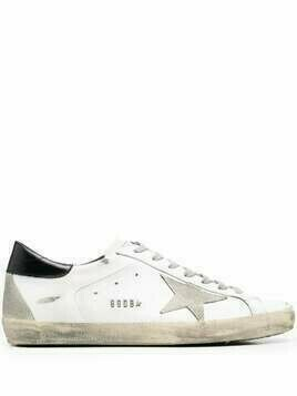 Golden Goose Superstar low-top sneakers - White