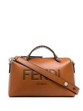 Fendi By The Way shoulder bag - Brown