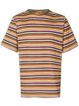 Missoni striped T-shirt - Green