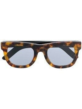 Retrosuperfuture Ciccio angular sunglasses - Brown