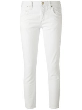 Citizens Of Humanity cropped slim fit jeans - White