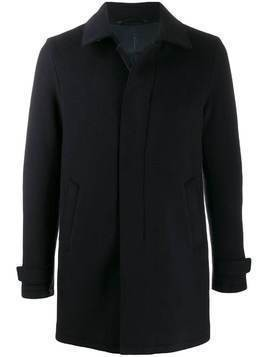 Herno padded wool coat - Blue