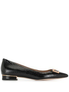 Tory Burch Gigi 20mm loafers - Black