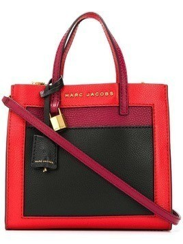 Marc Jacobs mini Grind tote - Red