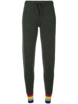Madeleine Thompson Sirius track pants - Grey