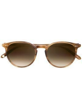 Garrett Leight morningside sunglasses - Brown