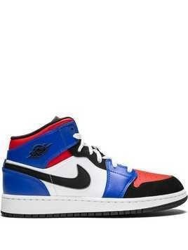 Jordan TEEN Air Jordan 1 Mid (GS) sneakers - Blue