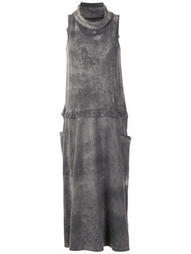 Uma Raquel Davidowicz Remo tinted midi dress - Grey