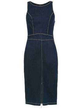 Tufi Duek midi denim dress - Blue