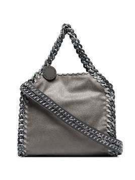 Stella McCartney mini Falabella tote bag - Grey