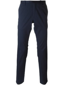 Michael Kors Collection slim fit trousers - Blue