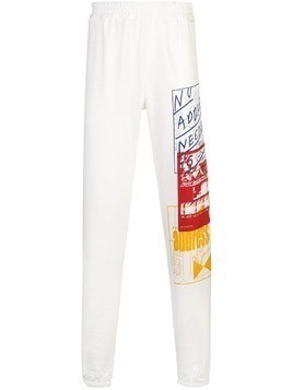 Bethany Williams hachette joggers - White