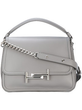 Tod's Double T handbag - Grey