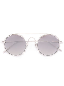 Frency & Mercury Checkmate sunglasses - Metallic
