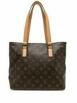 Louis Vuitton 2004 pre-owned Cabas Piano tote bag - Brown