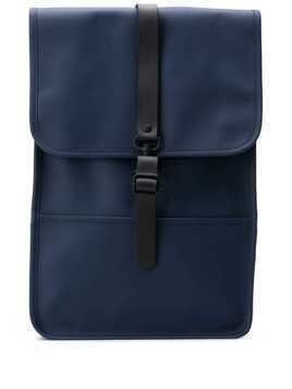 Rains round top backpack - Blue