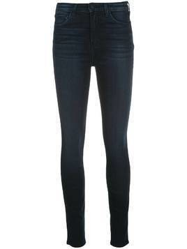 L'Agence high-rise skinny jeans - Blue
