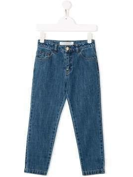 Philosophy Di Lorenzo Serafini Kids straight leg jeans - Blue
