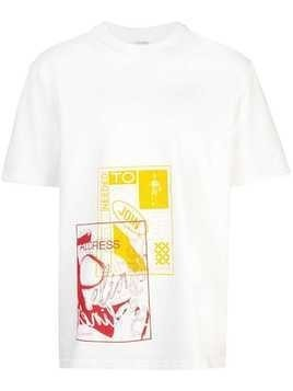 Bethany Williams hachette T-shirt - White