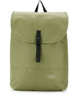 Eastpak buckled flap backpack - Green