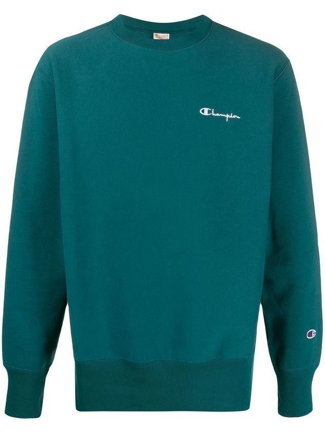 Champion crew neck sweatshirt - Green