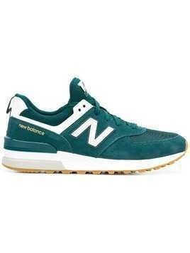 New Balance 574 low-top sneakers - Green