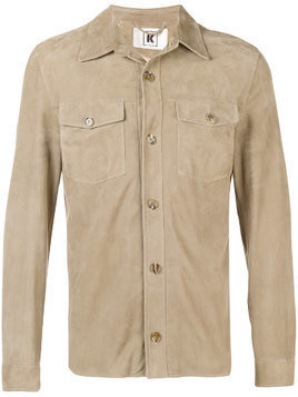 Kired classic fitted jacket - Neutrals