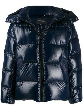 Duvetica Kuma padded jacket - Blue