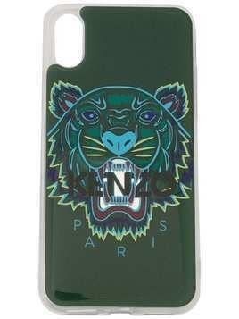 Kenzo Tiger iPhone X/XS case - Green
