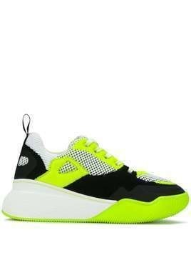 Stella McCartney Eclypse mesh sneakers - Green