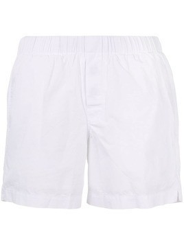 Venroy relaxed-fit pull-on shorts - White