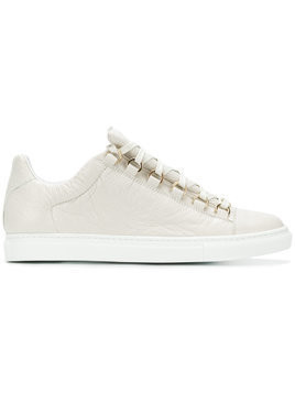 Balenciaga classic low top sneakers - Nude & Neutrals