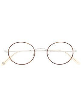 Garrett Leight Linden glasses - White