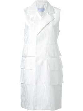 Strateas Carlucci metric vest - White