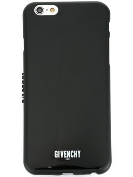 Givenchy logo print iPhone 6 case - Black