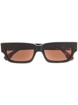 Retrosuperfuture Roma sunglasses - Black
