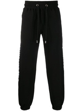 Gcds logo track pants - Black