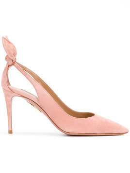 Aquazzura Deneuve pumps - Pink & Purple