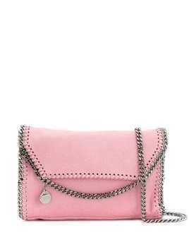 Stella McCartney Falabella mini shoulder bag - Pink