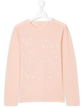 Stella Mccartney Kids bella cosmo top - Pink & Purple