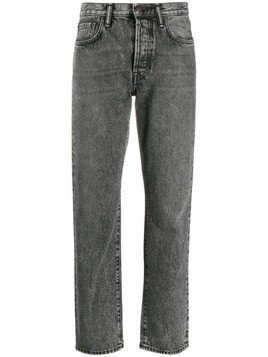 Acne Studios washed out jeans - Grey