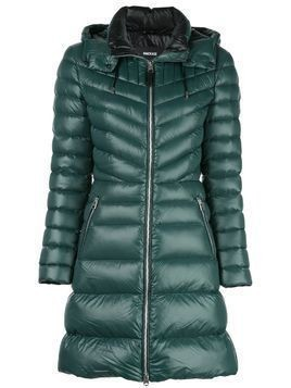 Mackage Lara hooded puffer coat - Green
