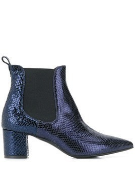 Albano side panel boots - Blue