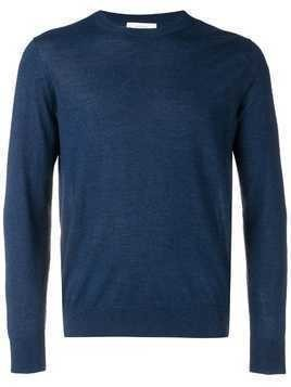 Ballantyne Plutone knitted sweater - Blue